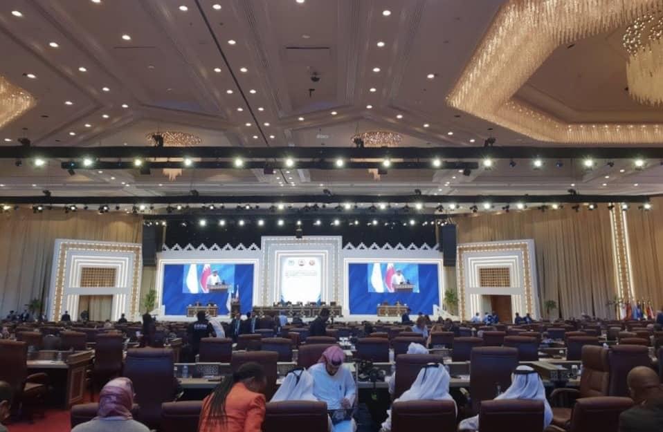 Conference interpreters in Doha