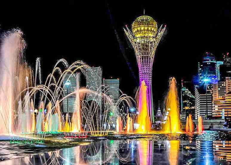 Nur-Sultan Interpreter